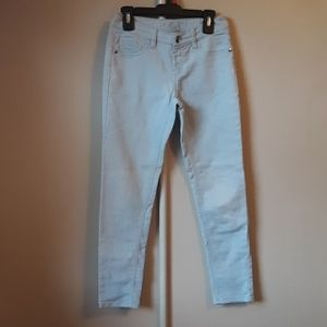 JUSTICE SIMPLY LOW DENIM JEGGINGS SIZE 10